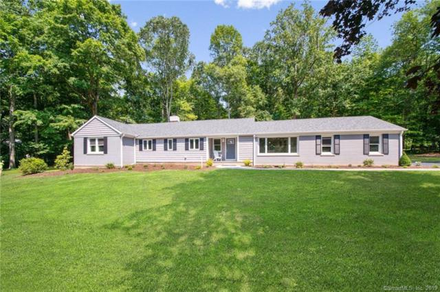 73 Wepawaug Road, Woodbridge, CT 06525 (MLS #170225095) :: Carbutti & Co Realtors