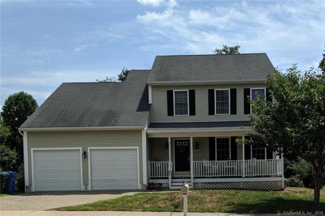 97 Ledgeland Drive, Groton, CT 06355 (MLS #170225329) :: Michael & Associates Premium Properties | MAPP TEAM