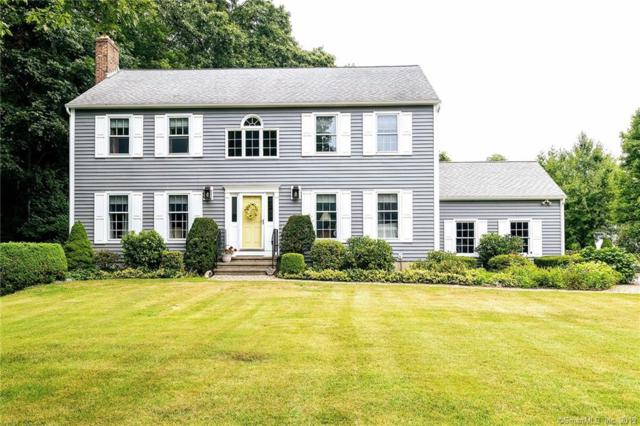 9 Colonial Drive, Clinton, CT 06413 (MLS #170225971) :: GEN Next Real Estate