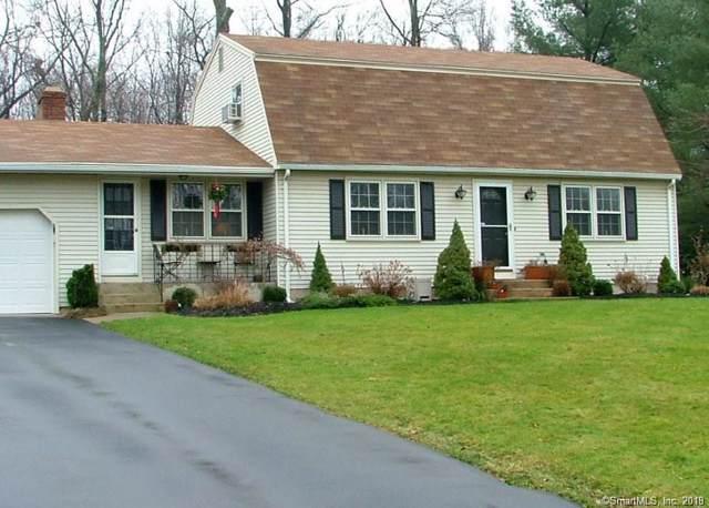 38 Crabapple Road, Windsor, CT 06095 (MLS #170227412) :: The Higgins Group - The CT Home Finder