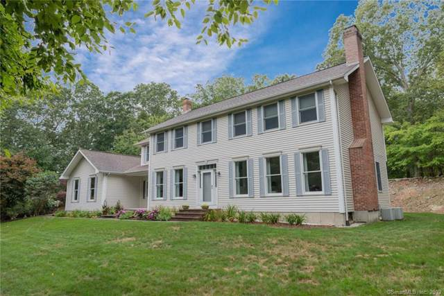 4 Windward Lane, Old Lyme, CT 06371 (MLS #170228821) :: Hergenrother Realty Group Connecticut
