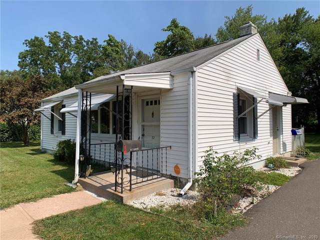 22 Woodford Drive, Bloomfield, CT 06002 (MLS #170230135) :: NRG Real Estate Services, Inc.