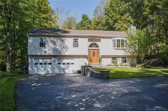 30 Maple Terrace, Monroe, CT 06468 (MLS #170230241) :: The Higgins Group - The CT Home Finder