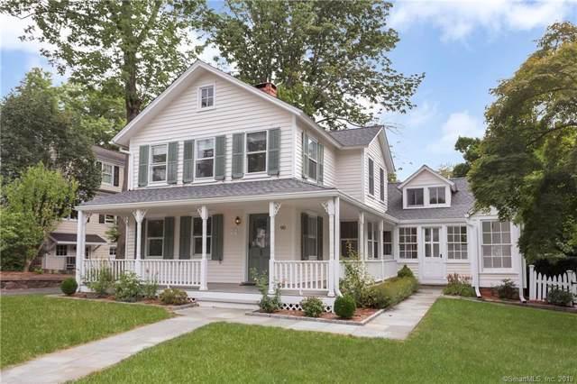 90 Leroy Avenue, Darien, CT 06820 (MLS #170230804) :: GEN Next Real Estate