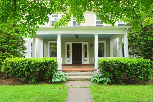 164 Oxford Street, Hartford, CT 06105 (MLS #170231301) :: Spectrum Real Estate Consultants