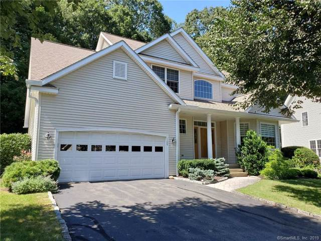 109 Governor Trumbull Way #109, Trumbull, CT 06611 (MLS #170231462) :: The Higgins Group - The CT Home Finder