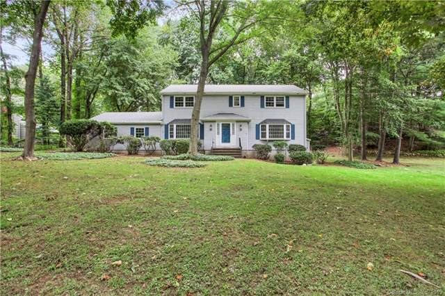 20 Copper Kettle Road, Trumbull, CT 06611 (MLS #170231881) :: The Higgins Group - The CT Home Finder