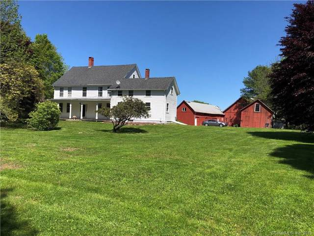 433 Scotland Road, Norwich, CT 06360 (MLS #170232073) :: The Higgins Group - The CT Home Finder