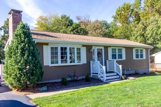 58 Pettit Drive, Meriden, CT 06451 (MLS #170233389) :: The Higgins Group - The CT Home Finder