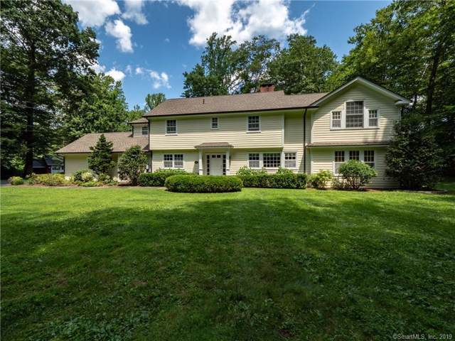 48 Woodhill Road, Wilton, CT 06897 (MLS #170233393) :: The Higgins Group - The CT Home Finder