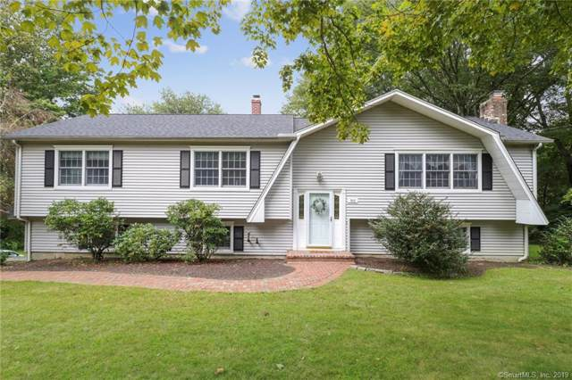 90 Roosevelt Drive, Trumbull, CT 06611 (MLS #170233435) :: The Higgins Group - The CT Home Finder
