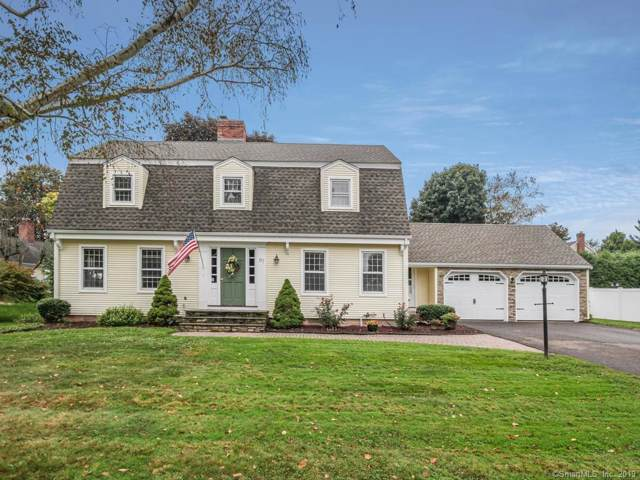 97 Butternut Circle, Wethersfield, CT 06109 (MLS #170233587) :: Hergenrother Realty Group Connecticut