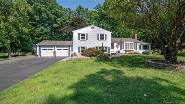 56 Ledge Drive, Berlin, CT 06037 (MLS #170233863) :: Hergenrother Realty Group Connecticut