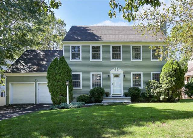 72 Fieldstone Terrace, Stamford, CT 06902 (MLS #170233864) :: The Higgins Group - The CT Home Finder