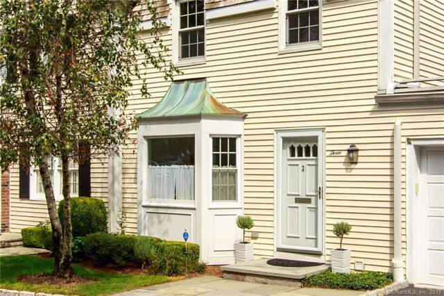177 South Avenue #3, New Canaan, CT 06840 (MLS #170234078) :: The Higgins Group - The CT Home Finder