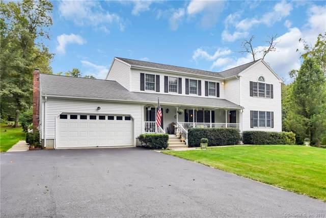52 Benjamin Road, Preston, CT 06365 (MLS #170234257) :: The Higgins Group - The CT Home Finder