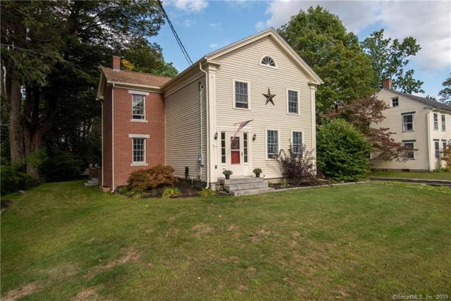 340 Thompson Hill Road, Thompson, CT 06277 (MLS #170234387) :: Anytime Realty