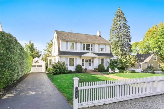 224 Old Post Road, Fairfield, CT 06824 (MLS #170234543) :: The Higgins Group - The CT Home Finder