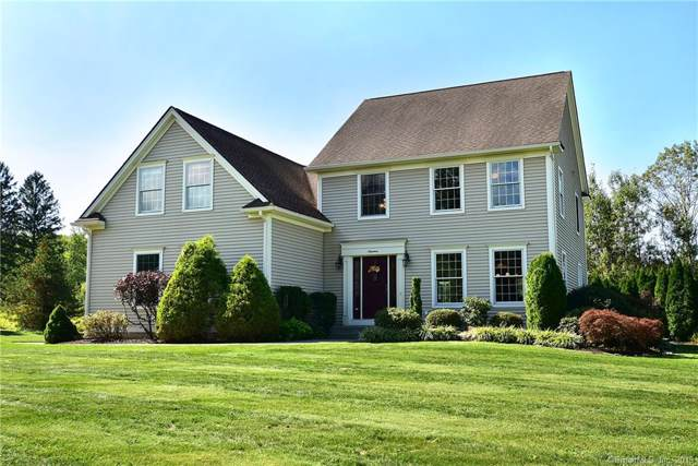 19 Wainscot Lane, Suffield, CT 06078 (MLS #170234588) :: NRG Real Estate Services, Inc.