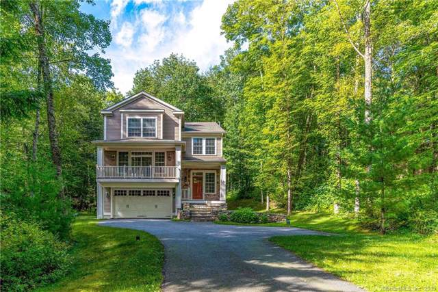 118 W Hyerdale Drive, Goshen, CT 06756 (MLS #170234643) :: The Higgins Group - The CT Home Finder