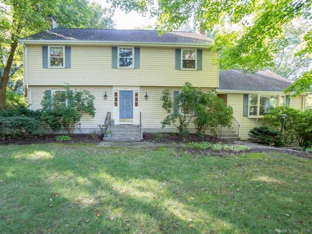 251 Hollister Drive, Avon, CT 06001 (MLS #170234689) :: Hergenrother Realty Group Connecticut