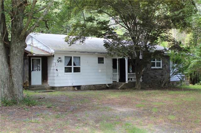 541 Mount Parnassus Road, East Haddam, CT 06423 (MLS #170234774) :: The Higgins Group - The CT Home Finder