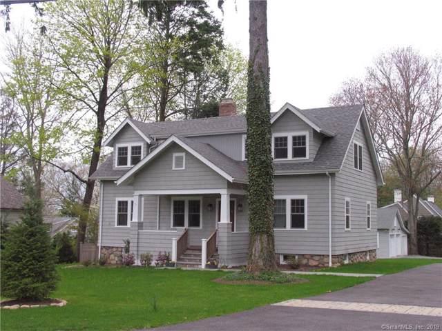 49 Christie Hill Road, Darien, CT 06820 (MLS #170234804) :: GEN Next Real Estate