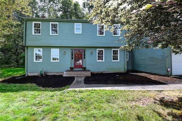 8 Whippoorwill Way, Wethersfield, CT 06109 (MLS #170234909) :: Hergenrother Realty Group Connecticut