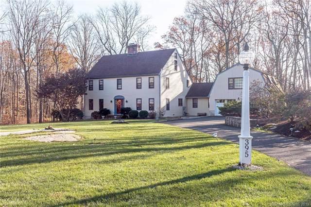 395 Thayer Pond Road, Wilton, CT 06897 (MLS #170234912) :: Carbutti & Co Realtors