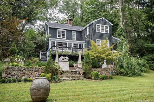 49 Clapboard Hill Road, New Canaan, CT 06840 (MLS #170234953) :: The Higgins Group - The CT Home Finder