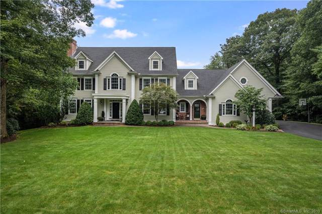 16 Clear Brook, Farmington, CT 06032 (MLS #170234961) :: Hergenrother Realty Group Connecticut