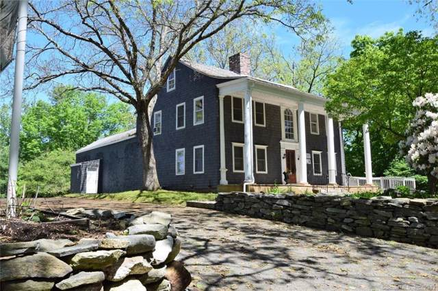 14 Fox Road, Putnam, CT 06260 (MLS #170234973) :: The Higgins Group - The CT Home Finder