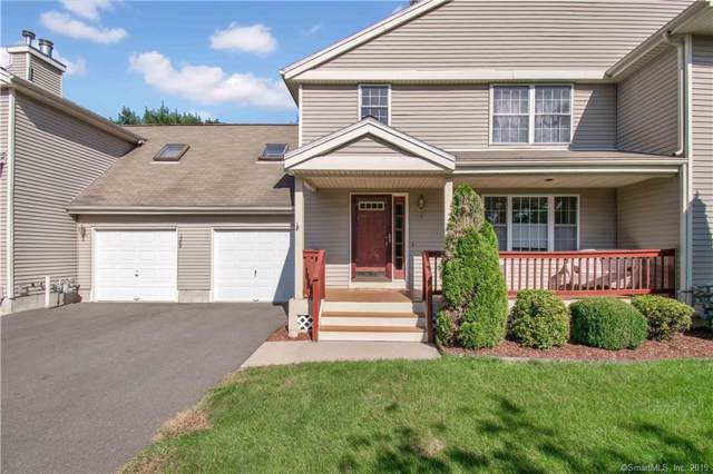 1206 Meadowview Drive #1206, East Windsor, CT 06088 (MLS #170235002) :: NRG Real Estate Services, Inc.