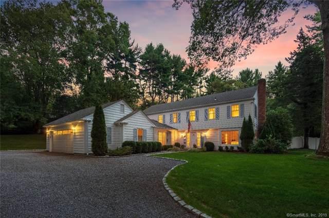 4 Parsons Walk, Darien, CT 06820 (MLS #170235011) :: GEN Next Real Estate