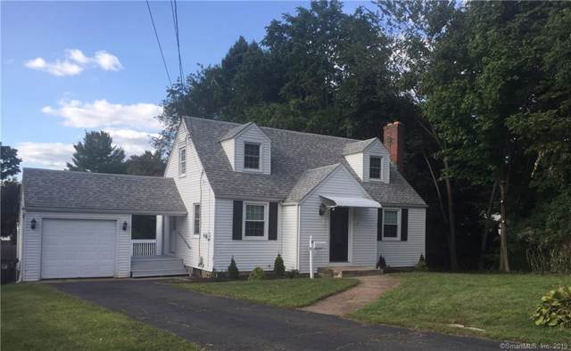 8 Robbins Avenue, Newington, CT 06111 (MLS #170235074) :: Hergenrother Realty Group Connecticut