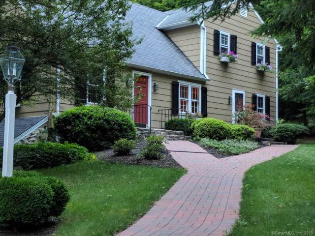 28 Grumman Hill Road, Wilton, CT 06897 (MLS #170235115) :: The Higgins Group - The CT Home Finder