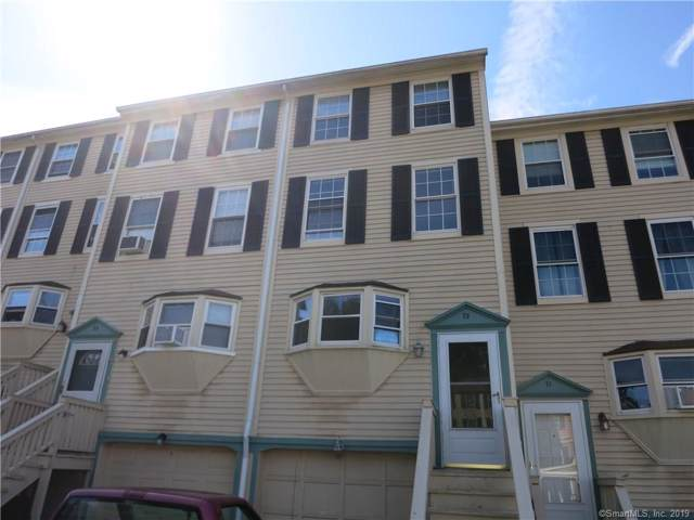 73 Rising Trail Drive #73, Middletown, CT 06457 (MLS #170235133) :: The Higgins Group - The CT Home Finder
