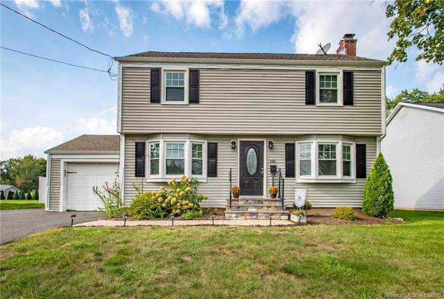 486 Nott Street, Wethersfield, CT 06109 (MLS #170235148) :: Hergenrother Realty Group Connecticut