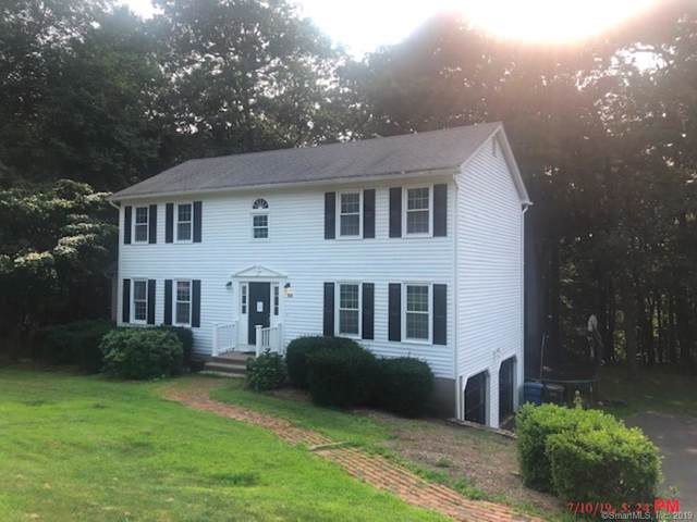 69 Settlers Farm Road, Monroe, CT 06468 (MLS #170235332) :: The Higgins Group - The CT Home Finder