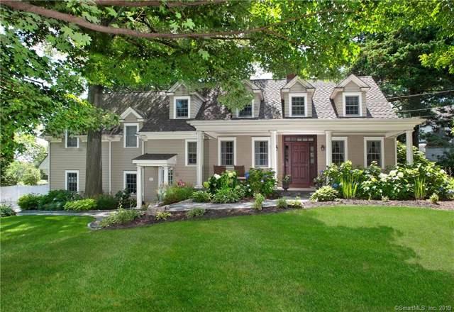 23 Crescent Road, Greenwich, CT 06878 (MLS #170235362) :: GEN Next Real Estate