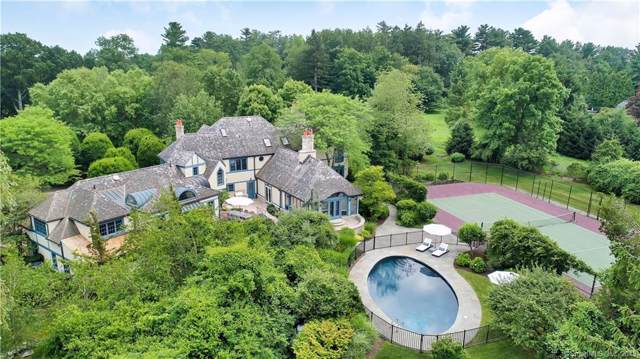 215 Clapboard Ridge Road, Greenwich, CT 06831 (MLS #170235386) :: GEN Next Real Estate