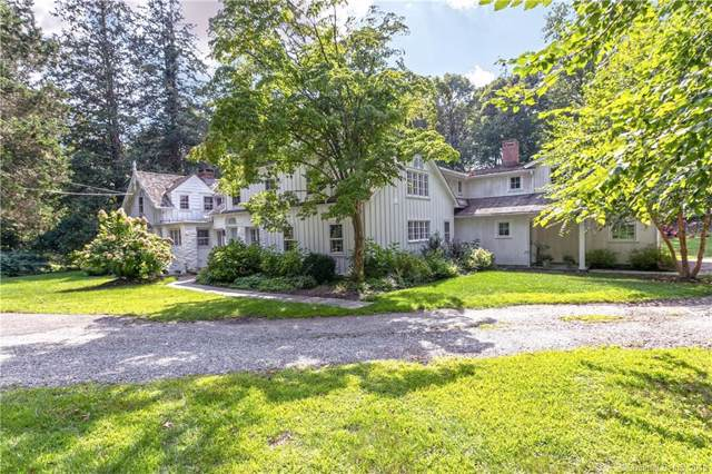 939 Hillside Road, Fairfield, CT 06824 (MLS #170235421) :: The Higgins Group - The CT Home Finder