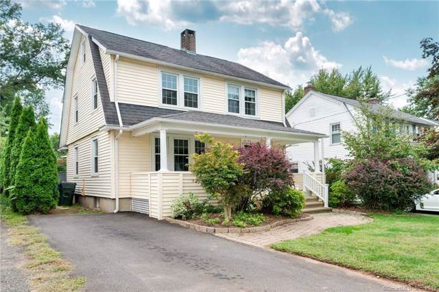 67 Fairview Drive, Wethersfield, CT 06109 (MLS #170235436) :: Hergenrother Realty Group Connecticut