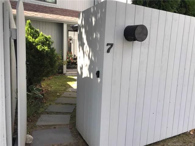 7 Sandlewood Lane #7, Ridgefield, CT 06877 (MLS #170235448) :: GEN Next Real Estate
