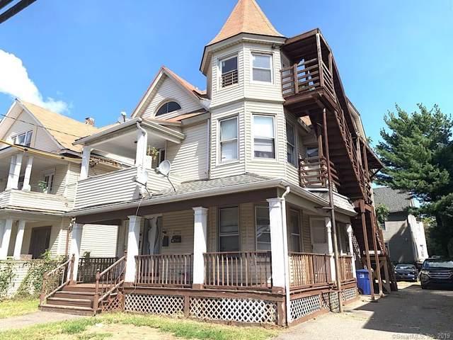 114 Whitney Avenue #3, Bridgeport, CT 06606 (MLS #170235485) :: GEN Next Real Estate