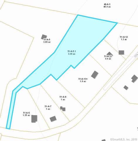 1 Colts Pond Road, Ashford, CT 06278 (MLS #170235511) :: GEN Next Real Estate