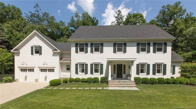 6 Rebel Road, Westport, CT 06880 (MLS #170235598) :: The Higgins Group - The CT Home Finder