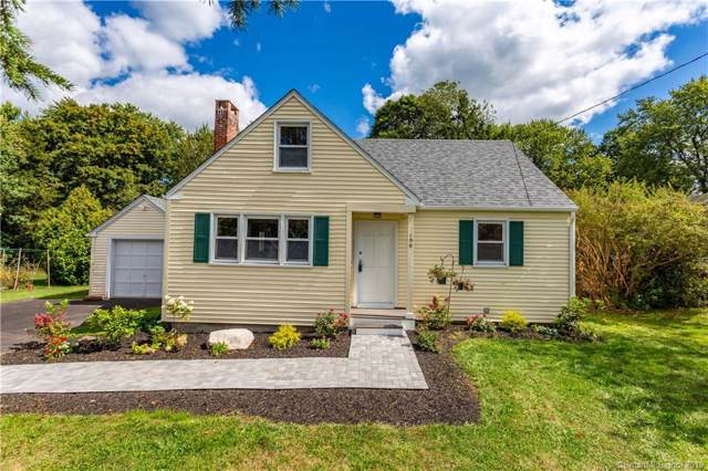 190 Middletown Avenue, Wethersfield, CT 06109 (MLS #170235631) :: Hergenrother Realty Group Connecticut