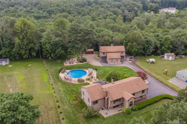 110 Mill Hill Road, Colchester, CT 06415 (MLS #170235667) :: Anytime Realty
