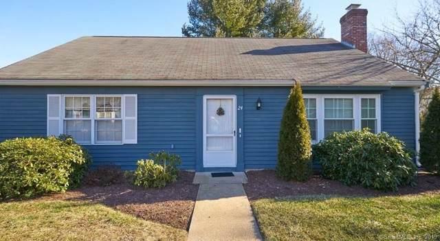 24 Thelbridge Street #24, Madison, CT 06443 (MLS #170235680) :: Carbutti & Co Realtors